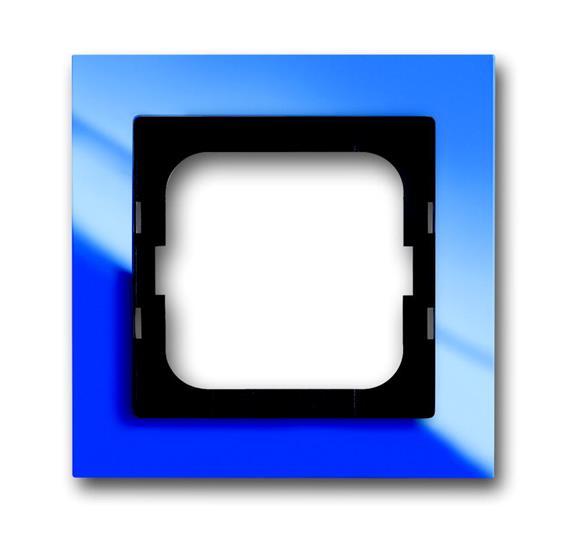 Рамка 1-постовая, серия axcent, цвет синий 1754-0-4343 ABB