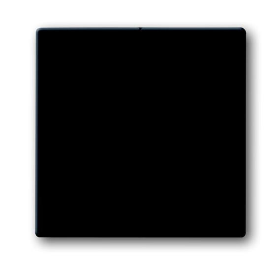 Клавиша для механизма 2-клавишных выключателей/переключателей/кнопок, серия solo/future, цвет антрац 1751-0-2930 ABB