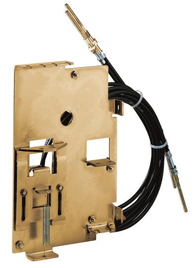 Блокировка взаимная механическая - блокирующее устройство для каждого стационарного/выкатного выключ 1SDA038366R1 ABB