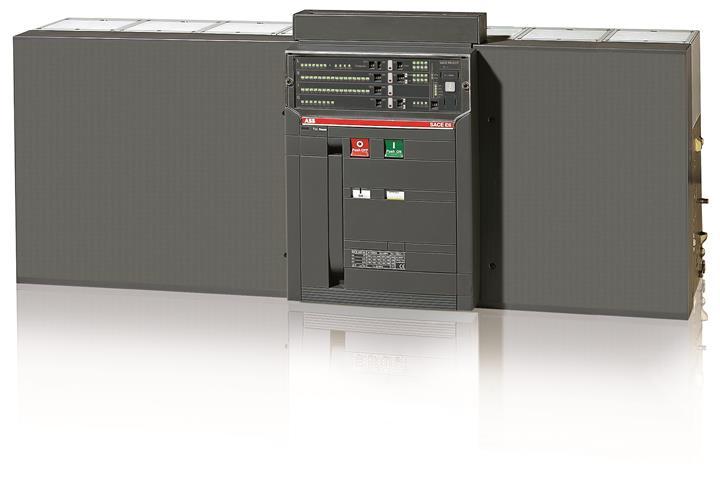 Выключатель автоматический стационарный с полноразмерной нейтралью E6H/f 6300 PR121/P-LSIG In=6300A 1SDA055586R1 ABB