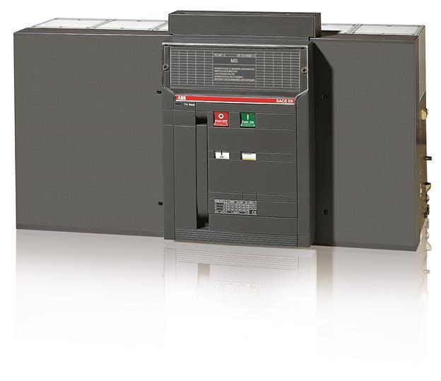 Выключатель-разъединитель стационарный E6H/MS 6300 3p F HR 1SDA059009R1 ABB