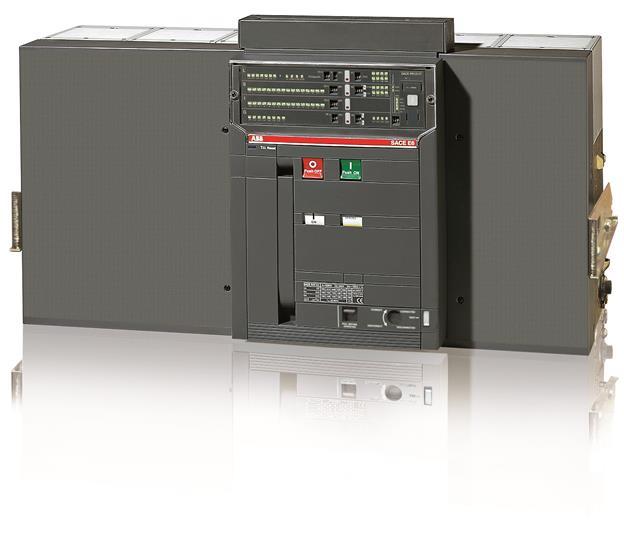 Выключатель автоматический выкатной E6H 4000 PR121/P-LSIG In=4000A 3p W MP 1SDA056962R1 ABB