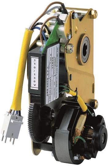 Электродвигатель для взвода включающих пружин MOTOR 100/130V E1/6 - T8 1SDA038323R1 ABB