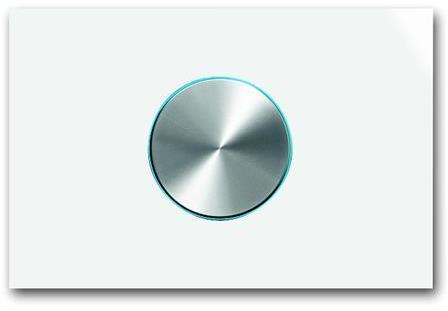 6340-810-101-500 Сенсор 1-кл priOn, белое стекло 6310-0-0107 ABB