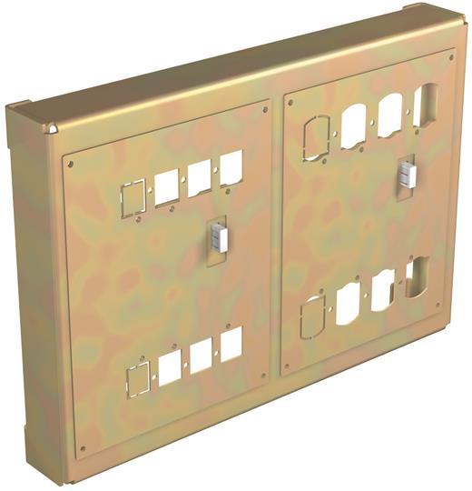 Блокировка взаимная механическая MIR-HB T4-T5 горизонтальная рама 1SDA054946R1 ABB