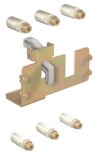Комплект преобразования исполнения KIT MP T4 P 3p 1SDA054839R1 ABB
