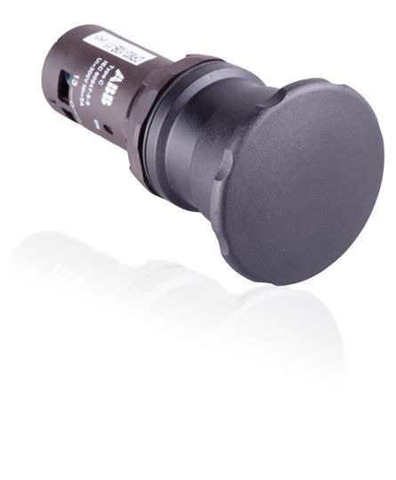 Звонок KB1-4140 с пульсирующим сигналом 220В AC (в сборе) только для дверного монтажа 1SFA616401R4140 ABB