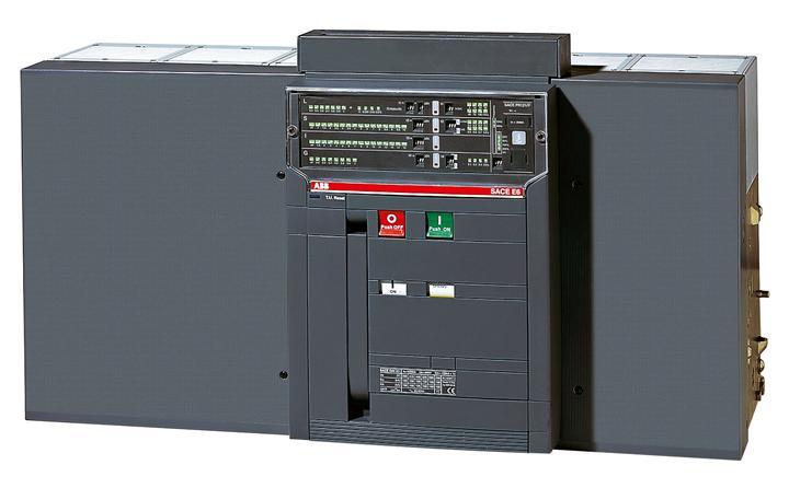 Выключатель автоматический E6V 4000 PR112/P-LSIG-In=4000A 4p W 1SDA043092R1 ABB