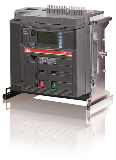Выключатель автоматический выкатной X1N 630 PR333/P LSI In=630A 4p W MP 1SDA062207R1 ABB
