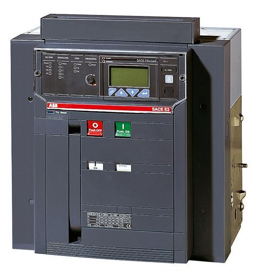 Выключатель автоматический E3L 2500 PR112/P-LSIG-In=2500A 4p F 1SDA042277R1 ABB
