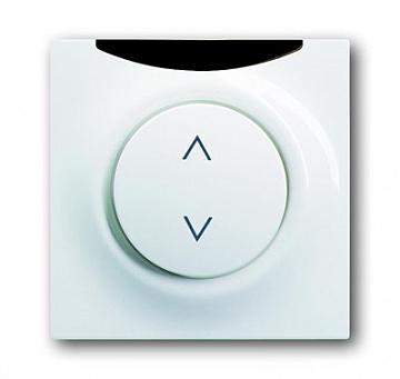 ИК-приёмник с маркировкой для 6953 U, 6411 U, 6411 U/S, 6550 U-10x, 6402 U, серия impuls, цвет альпи 6020-0-1190 ABB