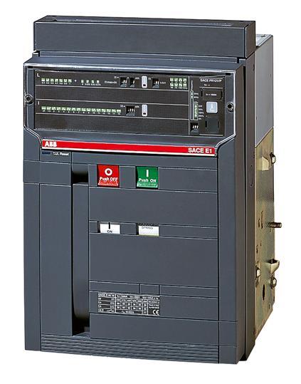 Выключатель автоматический E1B 800 PR112/P-LSI-In=800A 4p F F 1SDA039053R1 ABB