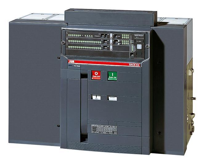 Выключатель автоматический E4H 3200 PR112/P-LSIG-In=3200A 3p F 1SDA042458R1 ABB