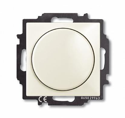 Светорегулятор Busch-Dimmer с центральной платой, слоновая кость 6515-0-0843 ABB