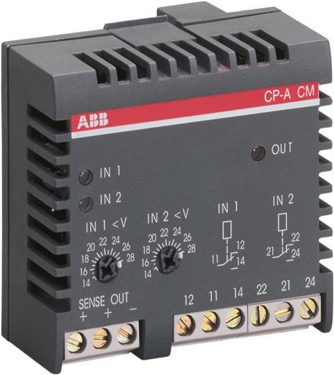 Модуль контроля CP-A CM для CP-A RU 1SVR427075R0000 ABB