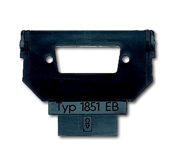 Суппорт (цоколь) для разъёма D-Sub 15-полюсов 1764-0-0026 ABB