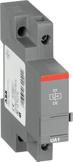 Расцепитель минимального напряжения UA1-120 120 В для автоматов MS116 1SAM201904R1004 ABB