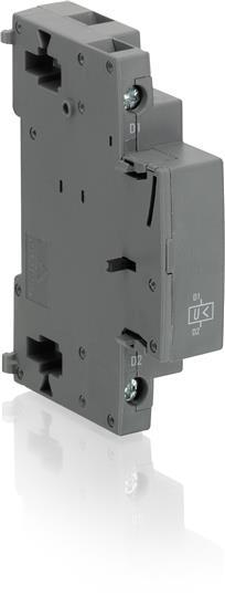 Расцепитель минимального напряжения UA4-HK Umin 400В AC c доп.контактом для автоматов типа MS450/490 1SAM401906R1002 ABB
