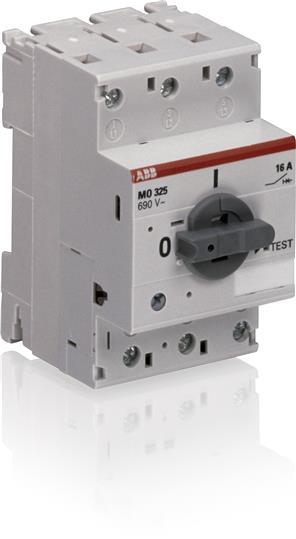 Автоматич.выключ. MO325-12.5A магн.расцепитель 1SAM160000R1011 ABB