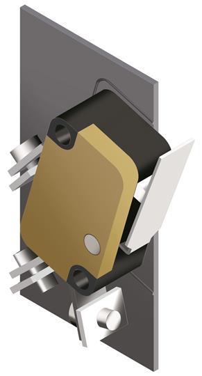 Контакты положения выключателя в фикс. части AUP-I T4-T5-T6 CON.INSERTED SIGN 1SDA054918R1 ABB
