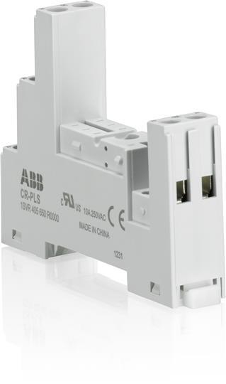 Фиксатор CR-PH для реле CR-P 1SVR405659R0000 ABB