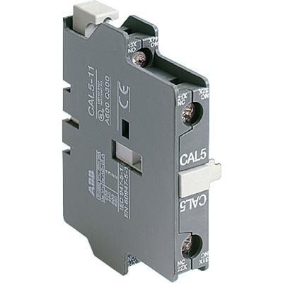Контакт CAL5-11B 1HO+1НЗ боковой для A9..A75 1SBN010420R3311 ABB