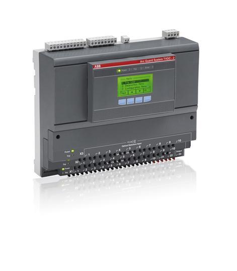 Комплект для установки датчика, 5 пластин и 10 фиксаторов кабеля для TVOC-2 1SFA663006R1010 ABB