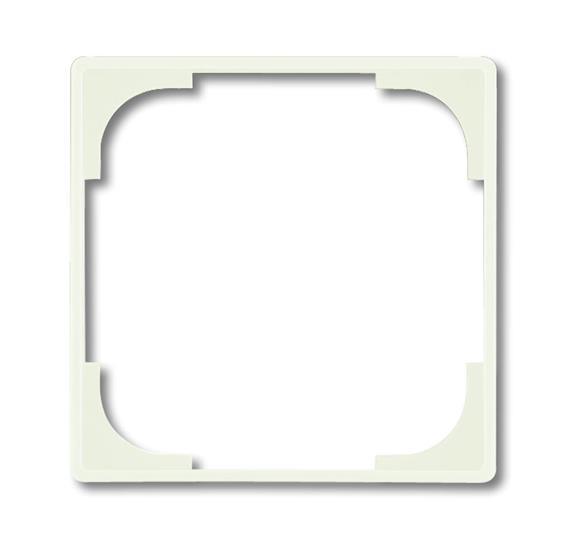 Вставка декоративная, серия Basic 55, цвет chalet-white 1726-0-0234 ABB