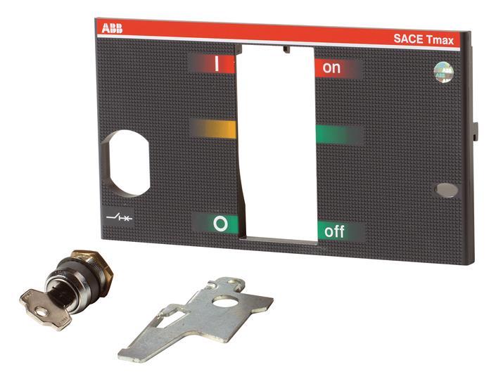 Блокировка выключателя в разомкнутом состоянии KLC-S T7M - одинаковые ключи N.20005 1SDA062142R1 ABB