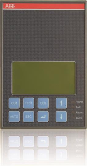 Блок автоматического управления переключением источников питания (АВР) ATS022 1SDA065524R1 ABB