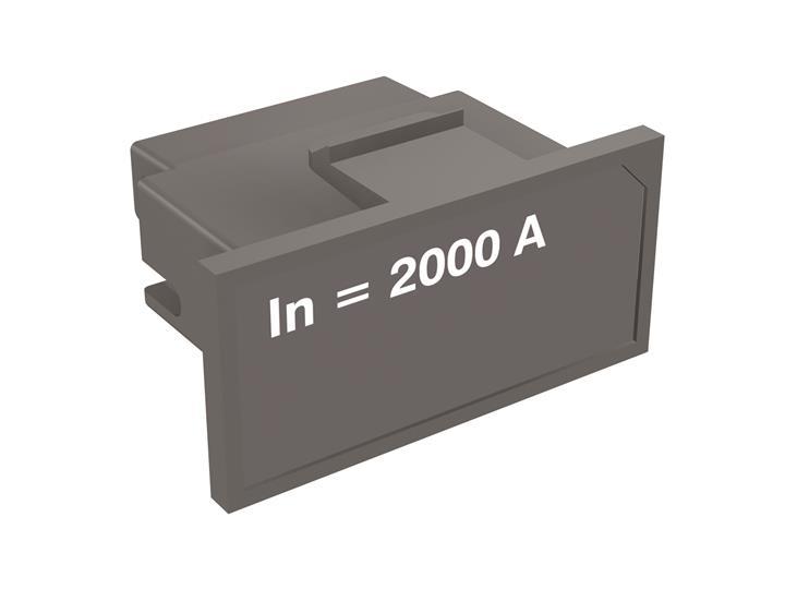 Модуль номинального тока RATING PLUG In=1000A T7-T7M-X1 1SDA063150R1 ABB
