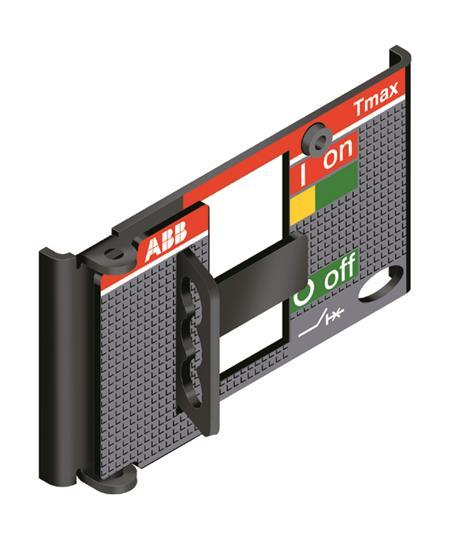 Блокировка выключателя в разомкнутом состоянии PLL T1-2-3 под навесные замки 1SDA051393R1 ABB