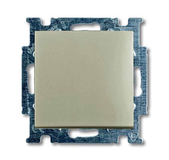 Вывод кабельный для проводов и кабелей диаметром до 10.3 мм, серия Basic 55, цвет шампань 1710-0-3932 ABB