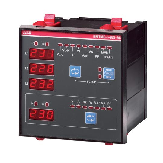 Прибор эл.измер.универсал.DMTME-I-485 2CSM180050R1021 ABB