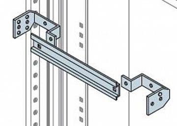 DIN-рейка с крепежом на 36мод. Д=800мм для шкафов SR GD8006 ABB