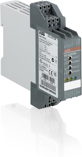 Преобразователь сигналов CC-U/STDR 1SVR040010R0000 ABB