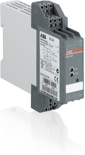 Преобразователь сигналов CC-U/I 1SVR040007R0200 ABB
