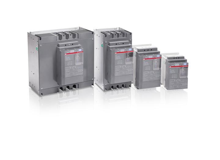 Софтстартер PSS50/85-500L 220-500В 50/85A для подключения в лини ю и внутри треугольника (220-240В A 1SFA892005R1002 ABB