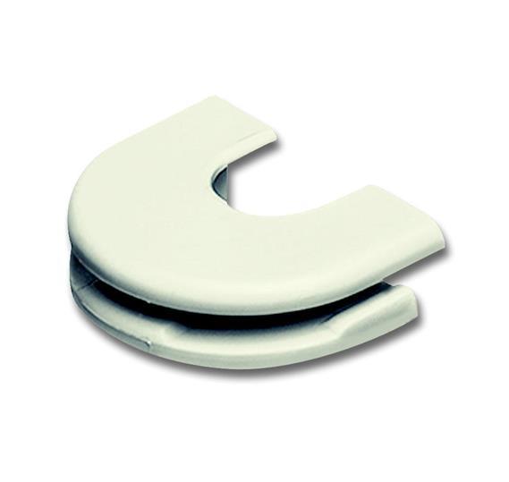 Ввод для кабеля, серия solo/future, цвет слоновая кость 1761-0-1499 ABB
