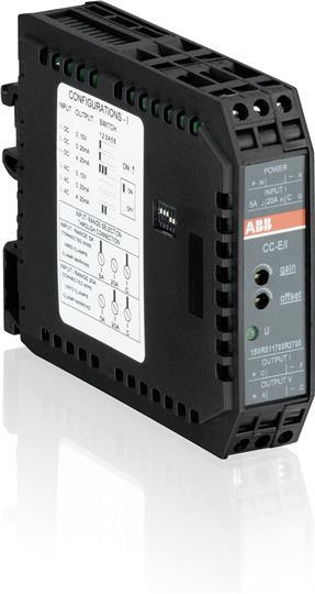 Преобразователь сигналов CC-E/I 1SVR011708R0400 ABB