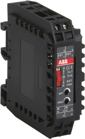 Преобразователь сигналов CC-E 1SVR010203R0500 ABB