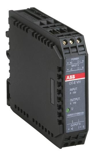 Преобразователь сигналов CC-E V/I 1SVR011721R1000 ABB