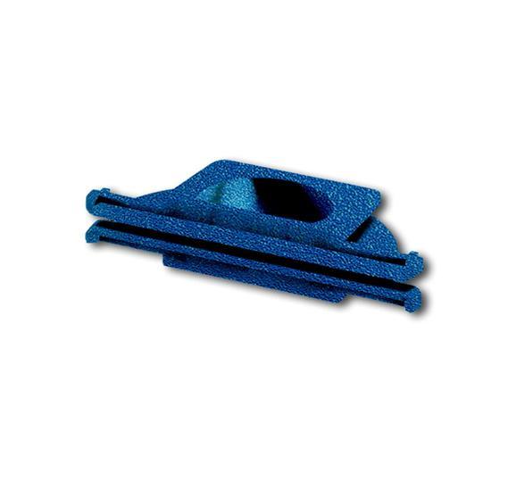 Ввод для кабеля, стыковочный элемент, IP44, серия ocean, цвет сине-зелёный 1761-0-1490 ABB