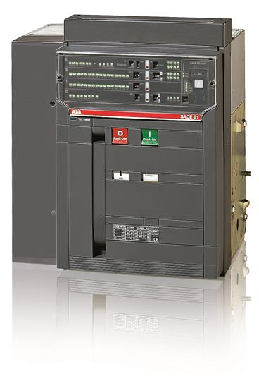 Выключатель автоматический стационарный E1N 800 PR121/P-LI In=800A 4p F HR 1SDA055704R1 ABB