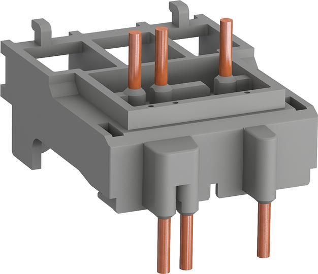 Адаптер BEA16-4 для соединения с мотор-автоматами MS116, MS132 до 16А 1SBN081306T1000 ABB