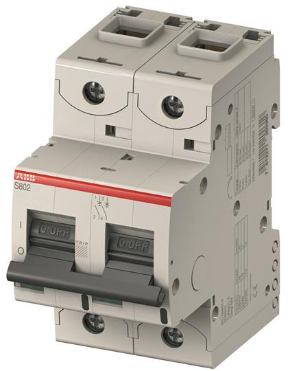 Выключ,авт,1-пол, S801S-D125-R 2CCS861002R0841 ABB