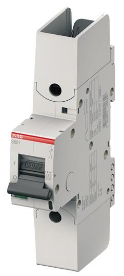 Выключ,авт,1-пол, S801S-D80-R 2CCS861002R0801 ABB