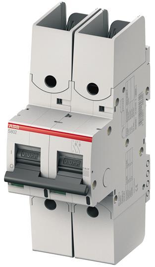 Выключ,авт,2-пол, S802S-B6-R 2CCS862002R0065 ABB