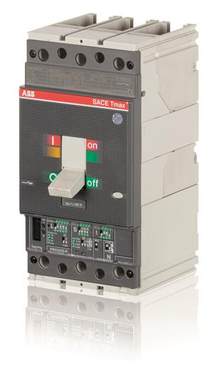 Выключатель автоматический для защиты электродвигателей T4N 250 Ekip M- LRIU In=200 3p F F 1SDA054524R1 ABB