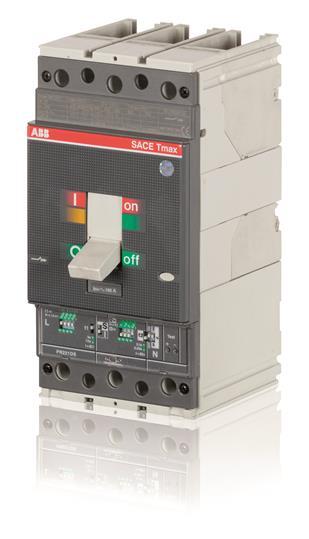 Выключатель автоматический для защиты электродвигателей T4H 320 PR221DS-I In=320 3p F F 1SDA054134R1 ABB